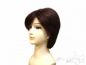 Peruka z włosów syntetycznych pełna średnia