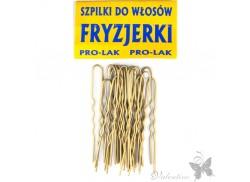 Szpilki do włosów FRYZJERKI uniwersalne 20szt. złote