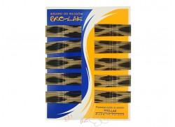 Wsuwki długie PRO-LAK 100szt. złote cieniowane