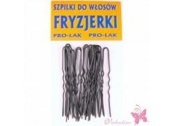 Szpilki do włosów FRYZJERKI uniwersalne 20szt. czarne