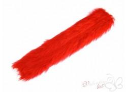 Twister HAIRAGAMI do włosów futerko fuksja