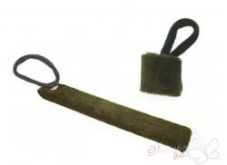 Gumka do włosów z HAIRAGAMI zielona