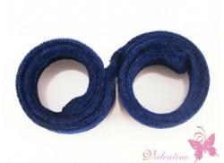 Twister HAIRAGAMI do włosów niebieski